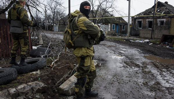 Тела погибших вЛНР диверсантов переданы украинской стороне