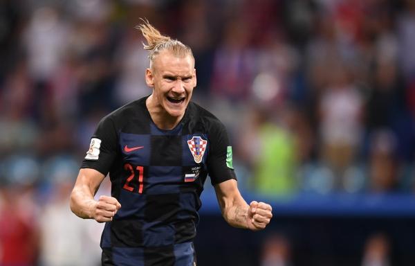 ФИФА нестала подвергать наказанию хорватского футболиста Виду за слова оБелграде