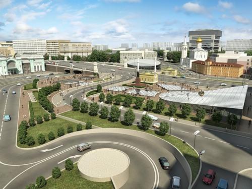 Кдекабрю в столице России починят еще 8 центральных улиц