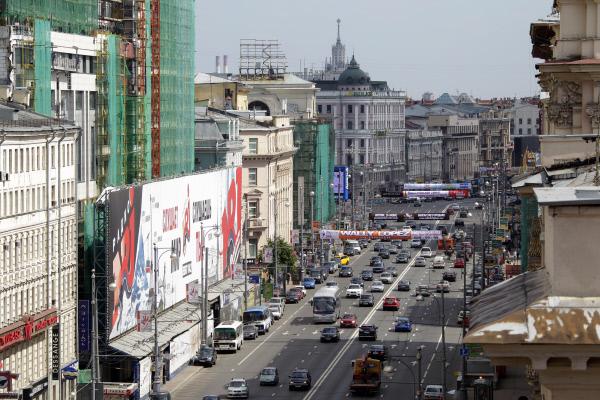 Голосование поблагоустройству дворов в российской столице стартует в«Активном гражданине»