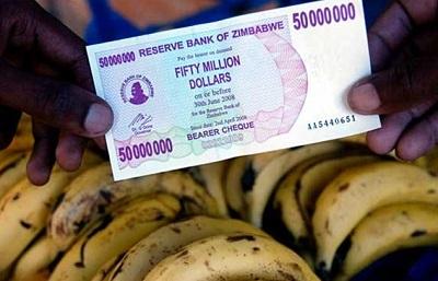 Цена биткоина вЗимбабве превысила $13 тыс.