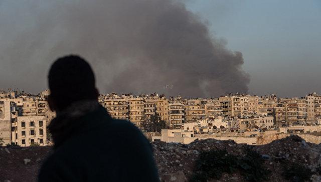 Сирия представила подтверждения использования боевиками хим. оружия