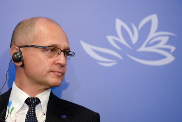 Кириенко подчеркнул значимость цифровых технологий при распределении президентских грантов НКО