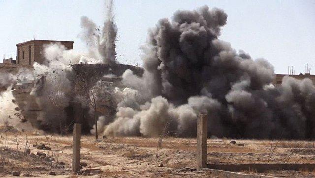 ВВС Ирака атаковали позиции Исламского государства вСирии