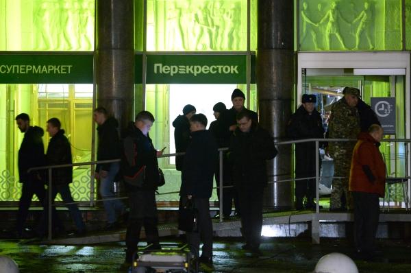Путин назвал взрыв вПетербурге терактом
