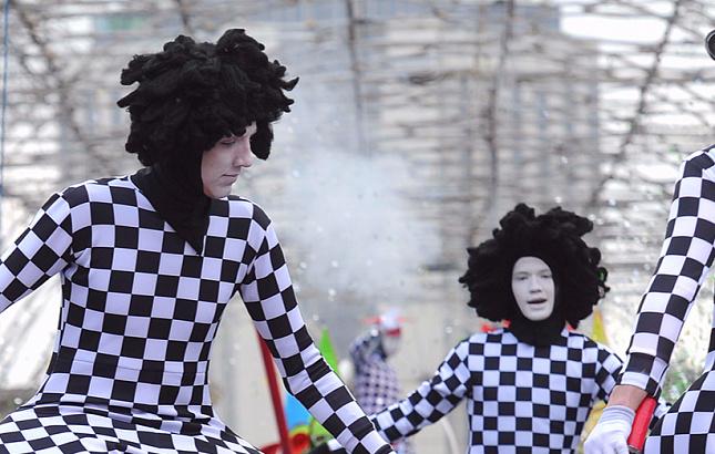 Фестиваль «Ворвись ввесну» открывает новый сезон впарках столицы
