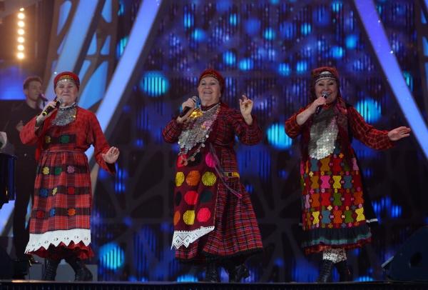 ВСамаре «Бурановские бабушки» презентуют песню оЧМ