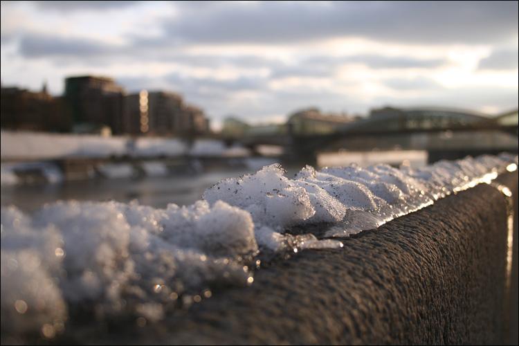 После оттепели в Москву вернется зима
