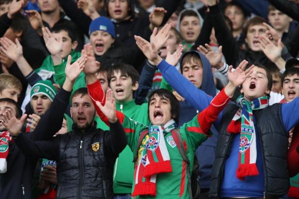 Руководство «Терека» проголосовало запереименование клуба в«Ахмат»
