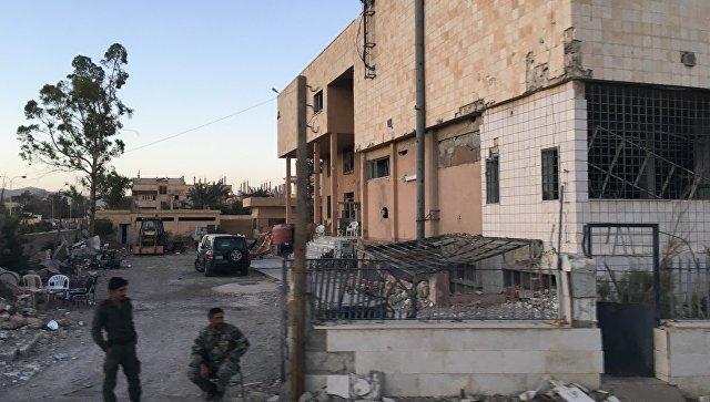 Авиация РФ иСирии отбросила боевиковИГ отПальмиры