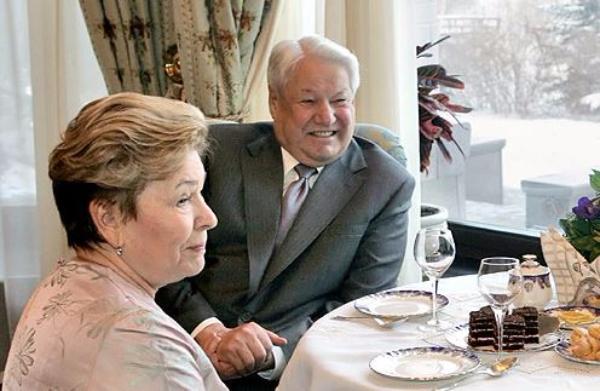 Вдова первого Российского Президента Бориса Ельцина представила книгу мемуаров онем
