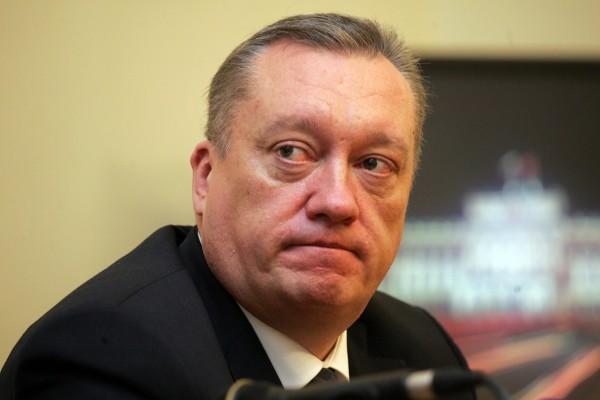 ВПетербурге сенатор Тюльпанов скончался после падения всауне