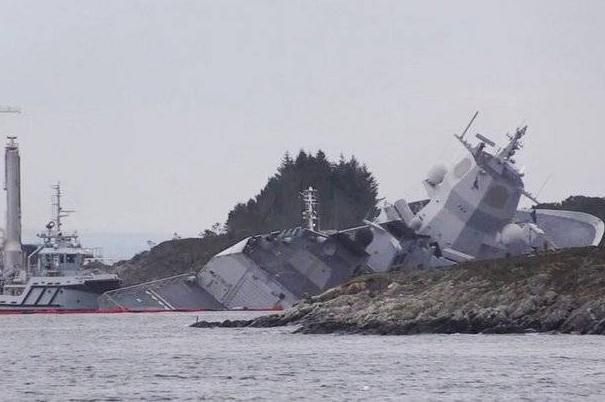 Картинки по запросу фрегат нато норвегия фото