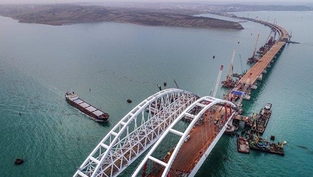 Власти опубликовали схему дорожного движения после открытия Крымского моста