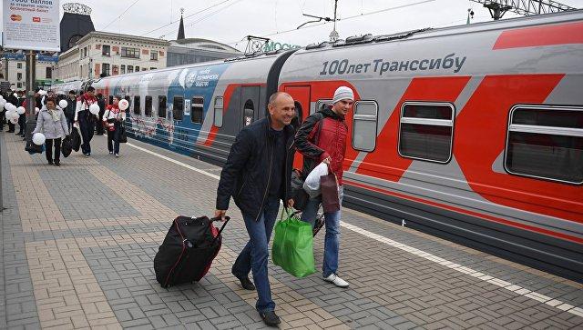 РЖД иФАС сказали, когда возобновятся продажи билетов вплацкарт
