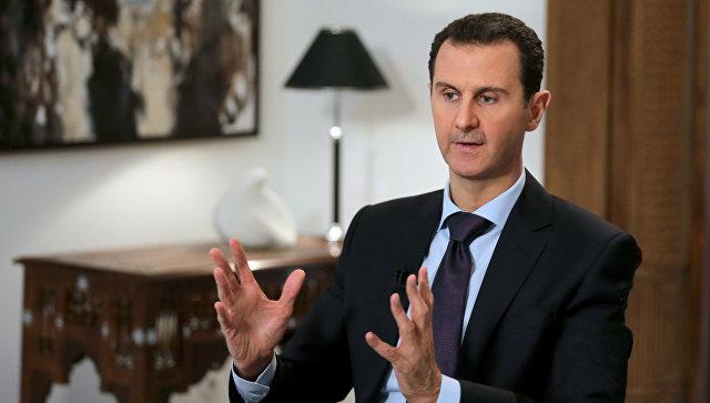 Башар Асад полон решимости увидеться  сКим Чен Ыном