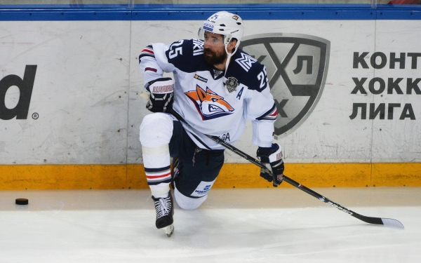 Магнитогорский Металлург уволил главного тренера