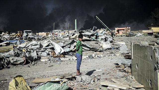 Подсчитано число сброшенных США на иностранные государства бомб