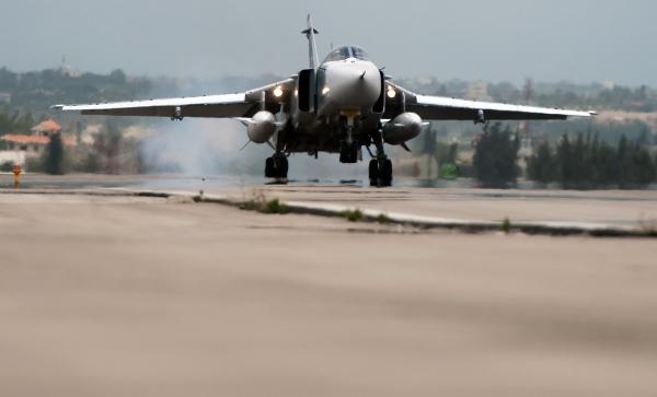 СМИ назвали причину крушения Су-24 вСирии