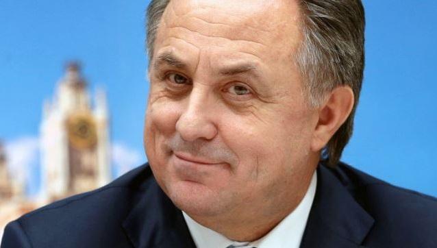 Путин поблагодарил Мутко заподготовку чемпионата мира пофутболу