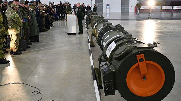 США подозревали РФвподмене нарушающей ДРСМД ракеты