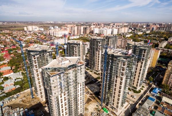 Руководитель МинстрояРФ подчеркнул рост объемов ввода жилья в Российской Федерации на9%
