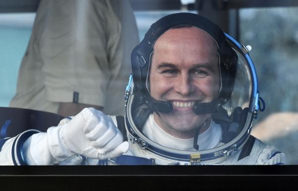 Космонавт Рязанский поведал олюбимой еде наМКС