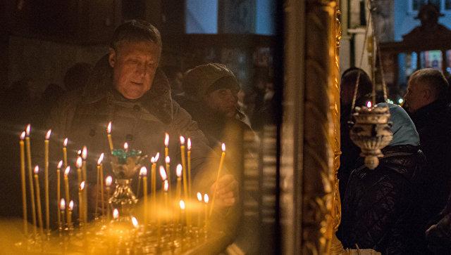 ВВолгоградской области тысяча полицейских обеспечит порядок вовремя рождественских богослужений