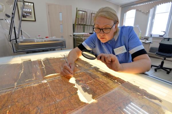 Стало известно, как будут реставрировать картину Репина