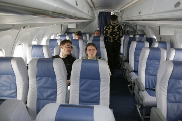 «Саратовские авиалинии» временно приостанавили эксплуатацию самолетов Ан-148