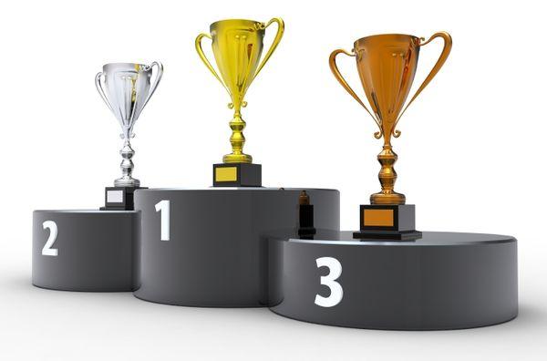 Награждение победителей конкурса «Лучший дом, подъезд, клумба».