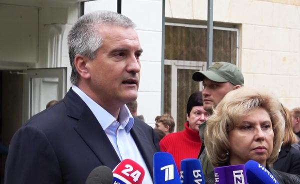 Аксенов уверил , что провокация ВМС Украины неотразится нажизни крымчан