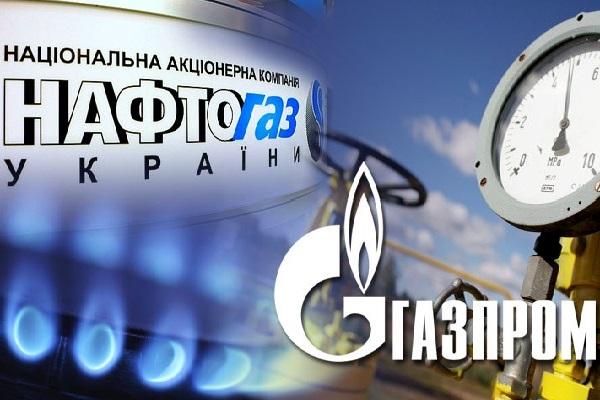 «Нафтогаз» вСтокгольме подал к«Газпрому» иск из-за тарифа натранзит