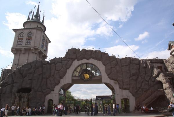 Московский зоопарк откроет интерактивный павильон наМанежной площади