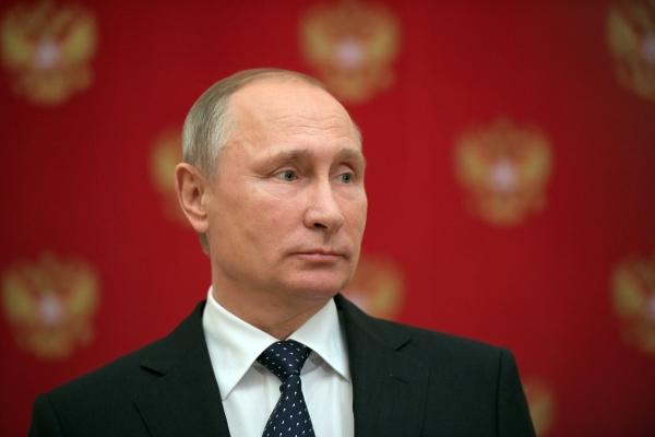Путин попросил американский бизнес посодействовать восстановлению отношенийРФ сСША