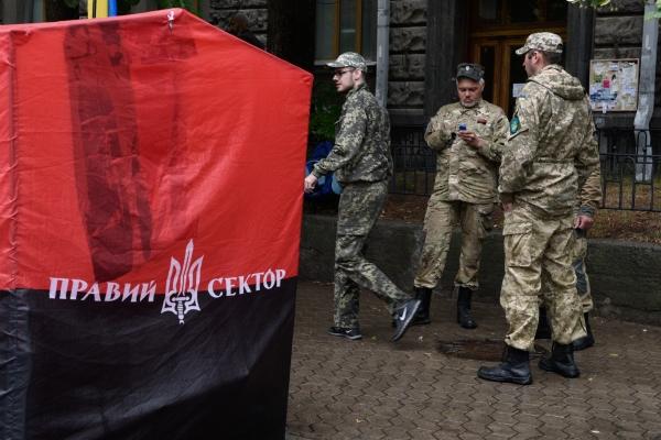 В РФ заочно арестовали спикера «Правого сектора»