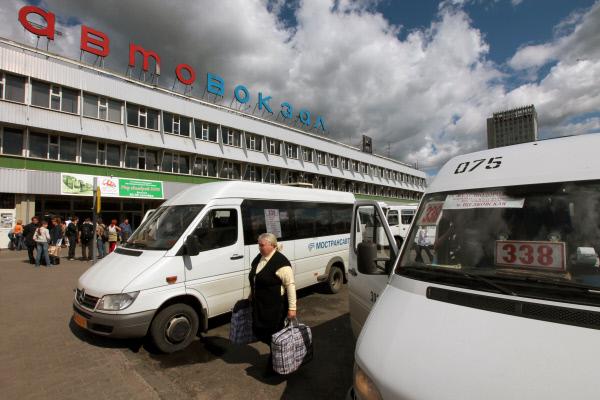Щелковский автовокзал будет закрыт нареконструкцию с24апреля 2017г.