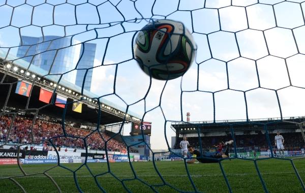 «Манчестер Юнайтед» разгромил «ЦСКА» ввыездном матче Лиги Чемпионов