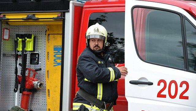 Пожарным удалось локализовать пожар нахимзаводе «Куйбышевазот»— МЧС