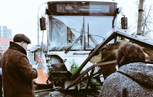 Мед. сотрудники поведали осостоянии пострадавших при наезде автобуса наостановку в российской столице