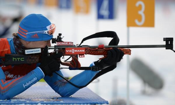 Дарья Виролайнен преждевременно одолела вобщем зачёте Кубка IBU