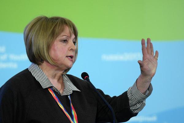 Руководителя ЦИК Эллу Памфилову внесли в информационную базу украинского сайта «Миротворец»