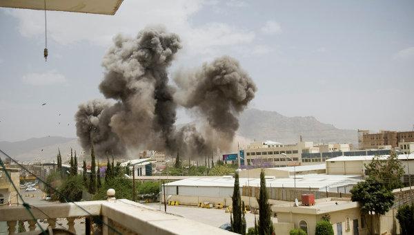 Десять женщин погибли вЙемене в итоге авиаудара аравийской коалиции