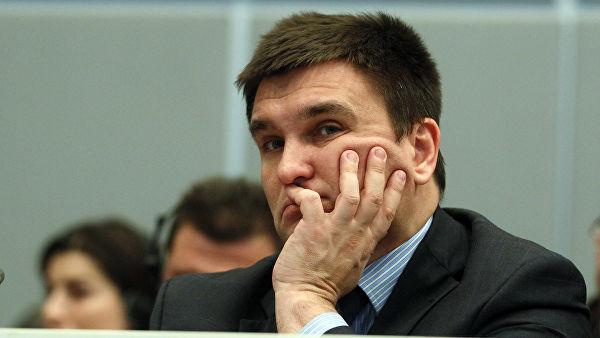 Климкин заявил что за пять лет Крым стал более украинским