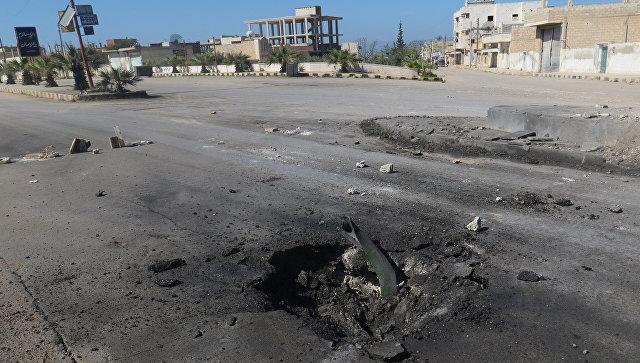 Специалисты  сообщили  обиспользовании вСирии хим.  оружия