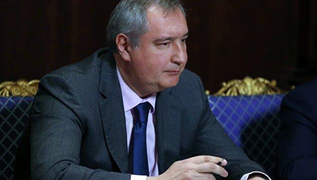Рогозин: РФ предложит собственный проект окололунной станции