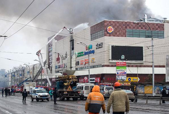 В 2-х столичных ТЦвыявили грубые нарушения правил пожарной безопасности