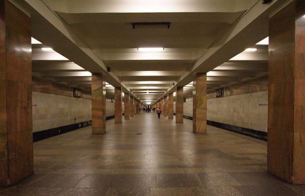 Вметро столицы возникла станция «Ulitsa nineteen ohfive goda»
