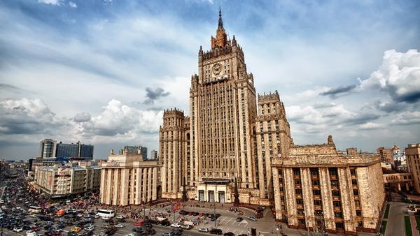 УПорошенко считают неприемлемым погром здания «Россотрудничества» вовремя акции «Смерть России»