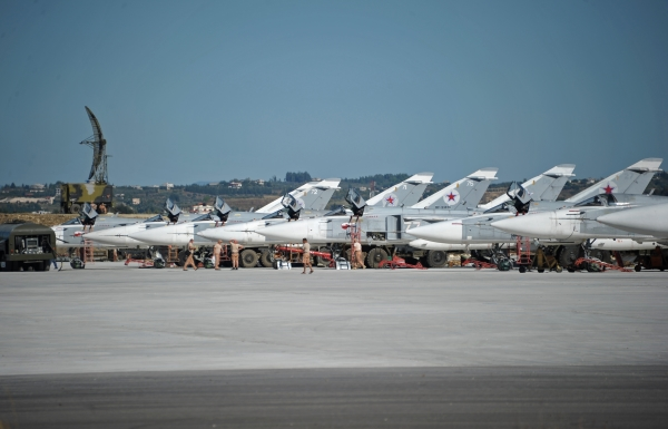 Половину собственной авиагруппыРФ вывезла сбазы Хмеймим вСирии